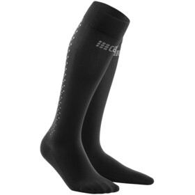 cep Recovery Pro Calcetines Mujer, negro